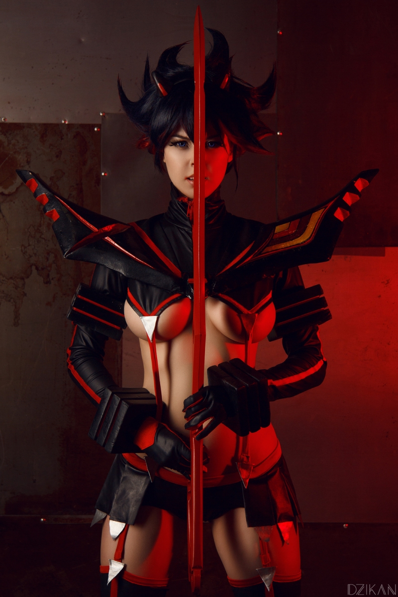 Kill la Kill - Ryuko Matoi by Disharmonica (Helly von Valentine)
