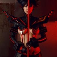 Kill la Kill - Ryuko Matoi by Disharmonica (Helly von Valentine)
