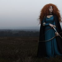 Brave - Merida Cosplay by Anna Berten