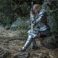 The Witcher 2: Saskia Cosplay  by Anastasia Mikhalkevich