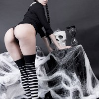 Wednesday Addams NSFW Cosplay Version
