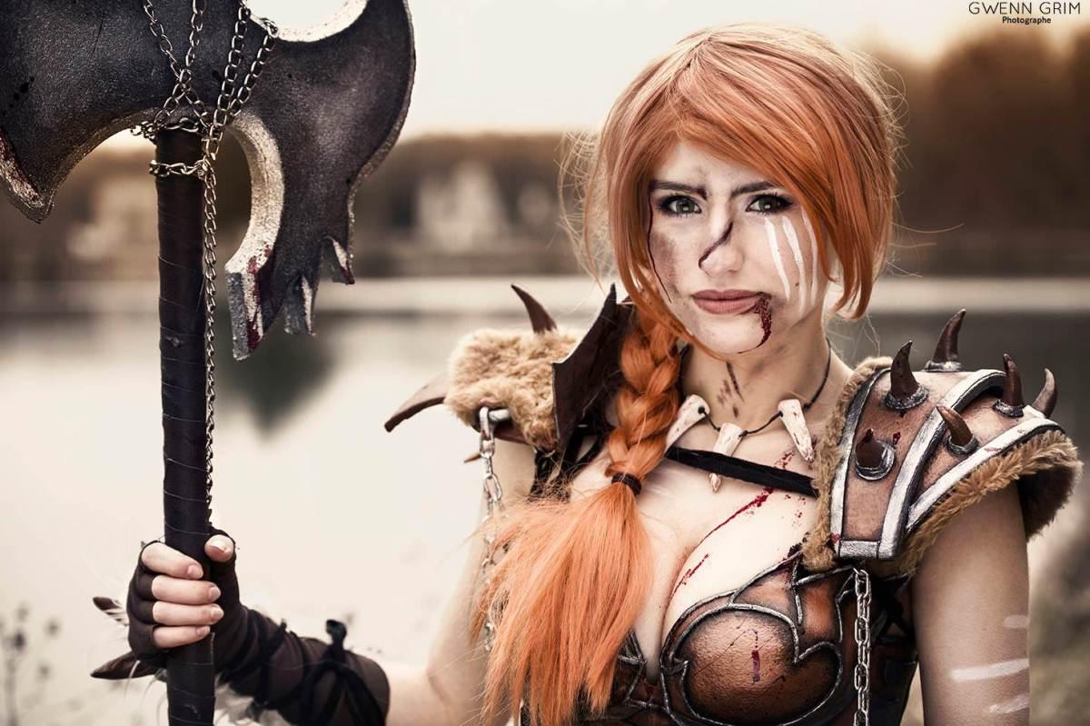 Diablo 3: Sonya by Pep's Cosplay