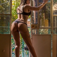 Ingrid Brans  Model And Playmate